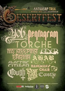 desertfest 16 mei