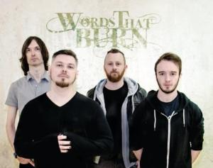 Words That Burn - Band Photo 15.02.16